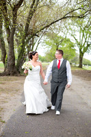 Alisa Fournier and Mike Chapman wedding
