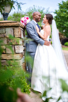 Rebecca Moffett and Mike Jones, wedding