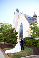 Megan Lunberry and Phillip Korman, wedding