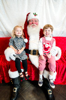 Santa at Woodruff Rd Chick-fil-A 12.8.15