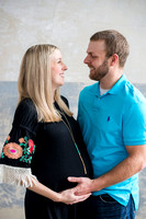 Gina and Matt, maternity