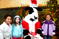12.13.10 Santa Cow at Chick-fil-A, Woodruff Rd