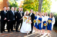 Mary Allen Mann and Mark Murphy Wedding