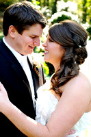Molly Brown and Matthew Cawthon Wedding
