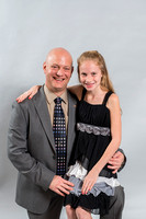 Monarch Elementary School father and daughter dance